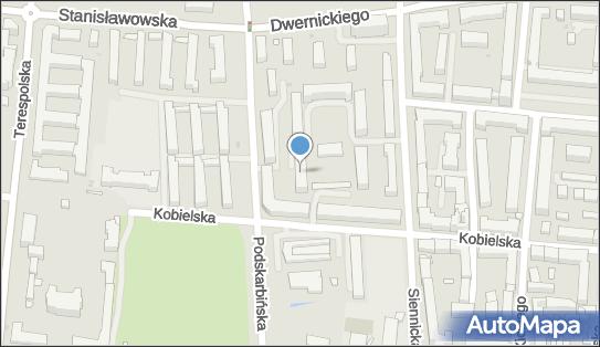 Handel Obwoźny, ul. Podskarbińska 8A, Warszawa 03-834 - Przedsiębiorstwo, Firma, NIP: 1131338071