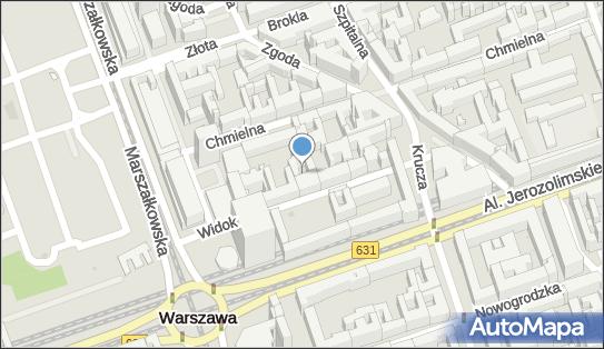 Handel Obwoźny, Widok 16, Warszawa 00-023 - Przedsiębiorstwo, Firma, NIP: 5251917000