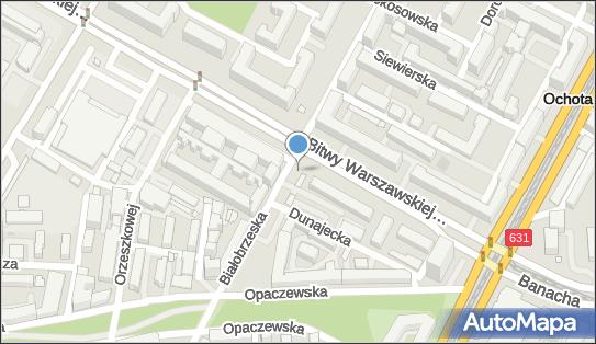 Handel Obwoźny, ul. Bitwy Warszawskiej 1920 r. 5, Warszawa 01-362 - Przedsiębiorstwo, Firma, NIP: 5261113792