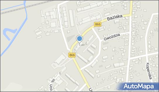 Handel Obwoźny, Osiedle Mickiewicza 1, Lubaczów 37-600 - Przedsiębiorstwo, Firma, NIP: 7931003984