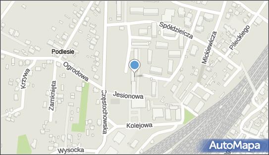 Handel Obwoźny, Jesionowa 9, Łazy 42-450 - Przedsiębiorstwo, Firma, NIP: 6492054073