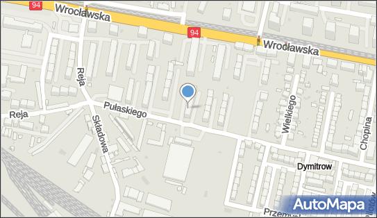 Handel Obwoźny, ul. Kazimierza Pułaskiego 62, Bytom 41-902 - Przedsiębiorstwo, Firma, NIP: 6261590280
