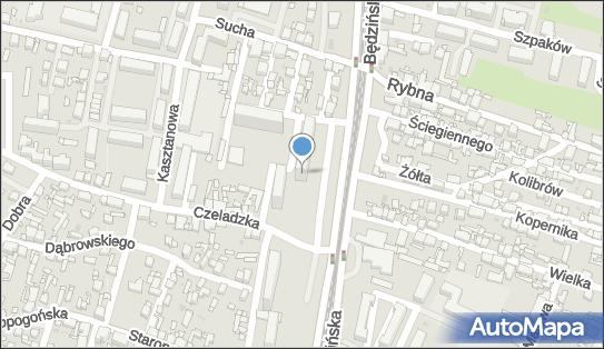 Handel Obwoźny, Będzińska 18, Sosnowiec 41-205 - Przedsiębiorstwo, Firma, NIP: 6442974251