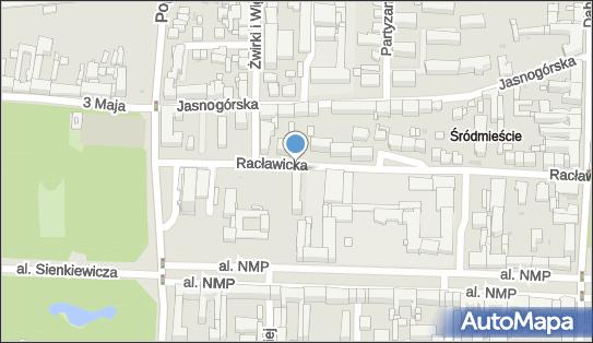 Handel Obwoźny, ul. Racławicka 37, Częstochowa 42-200 - Przedsiębiorstwo, Firma, NIP: 9491386811