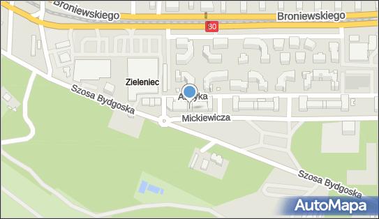 Handel Okrężny, ul. Adama Mickiewicza 150, Toruń 87-100 - Przedsiębiorstwo, Firma, NIP: 9562072699