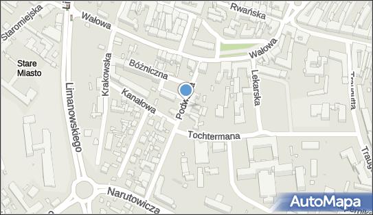 Handel Okrężny, ul. Podwalna 5, Radom 26-600 - Przedsiębiorstwo, Firma, NIP: 9481491423