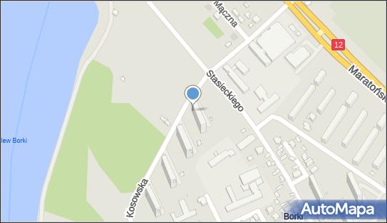 Handel Okrężny, ul. Kosowska 38M97, Radom 26-600 - Przedsiębiorstwo, Firma, NIP: 9481811170