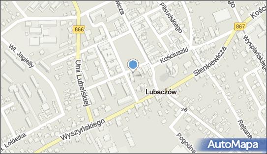 Handel Usługi Transport, Grunwaldzka 1, Lubaczów 37-600 - Przedsiębiorstwo, Firma, NIP: 7931075831