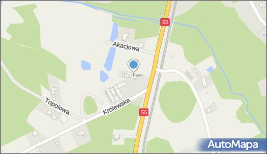 Hurtownia Kerlid, Pieńki Królewskie 4, Pieńki Królewskie 86-302 - Przedsiębiorstwo, Firma, NIP: 8760202274