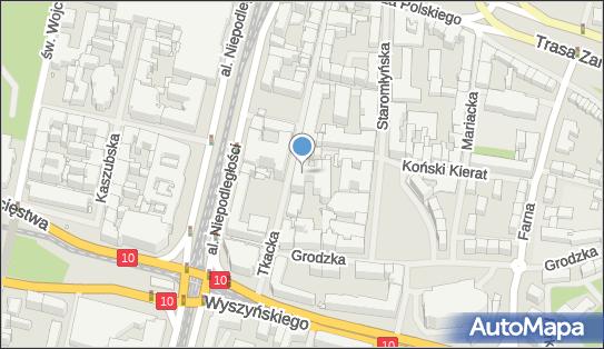 Idea - Inwest, ul. Tkacka 55, Szczecin 70-556 - Przedsiębiorstwo, Firma, numer telefonu, NIP: 8521904435