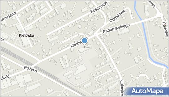 IDEA, Kletówki 1, Krosno 38-400 - Przedsiębiorstwo, Firma, numer telefonu, NIP: 6842412120