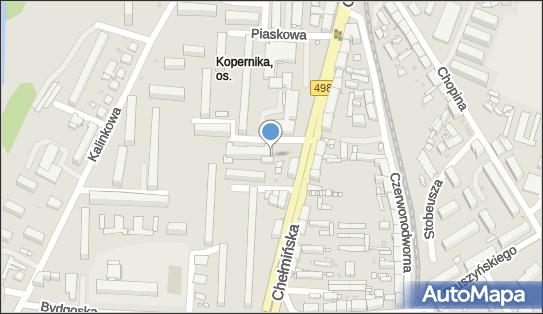 Indywidualna Praktyka Pielęgniarska, ul. Chełmińska 74 86-300 - Przedsiębiorstwo, Firma, NIP: 8761454026