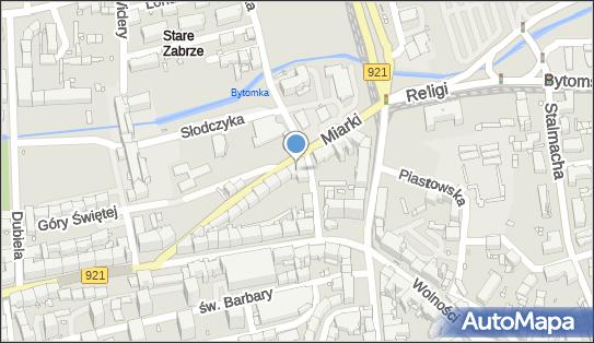 Inform Tech, ul. Karola Miarki 7, Zabrze 41-800 - Przedsiębiorstwo, Firma, numer telefonu, NIP: 6482289975