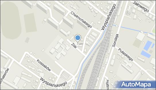 Insanit Hydrocom A z, ul. Stanisława Wyspiańskiego 12A, Rzeszów 35-111 - Przedsiębiorstwo, Firma, numer telefonu, NIP: 5170033260
