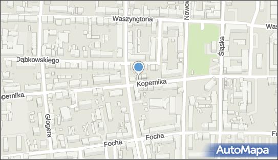 Internistyczny Gabinet Lekarski, ul. Kopernika 34, Częstochowa 42-217 - Przedsiębiorstwo, Firma, NIP: 5730250255