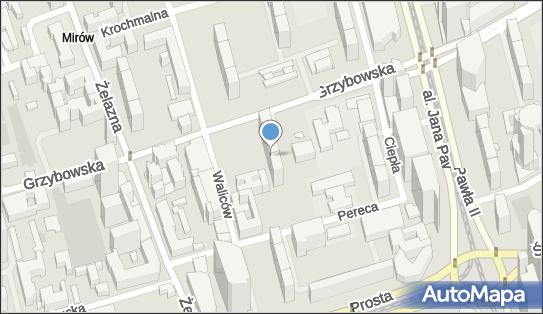 Itampo, Grzybowska 39, Warszawa 00-855 - Przedsiębiorstwo, Firma, numer telefonu, NIP: 5271060896