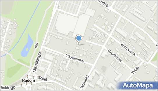 Iwex Iwona Górecka, ul. Inżynierska 9C, Radom 26-600 - Przedsiębiorstwo, Firma, NIP: 7961826868
