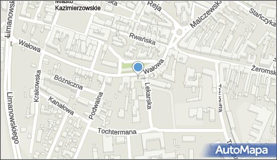 Jadwiga Dalach, ul. Wałowa 5, Radom 26-600 - Przedsiębiorstwo, Firma, NIP: 9481114761