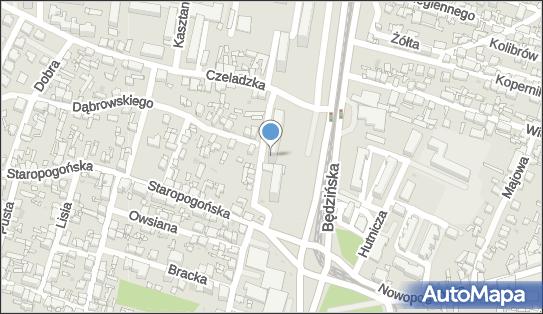 Jarom, ul. Będzińska 8, Sosnowiec 41-200 - Przedsiębiorstwo, Firma, NIP: 6441035189