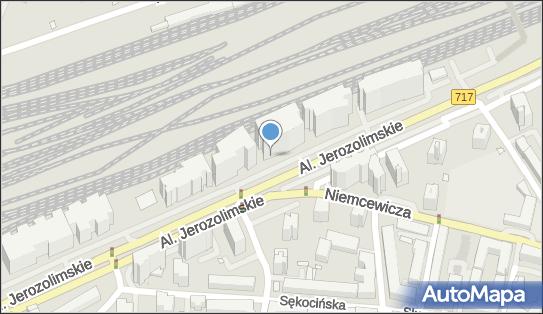 Jureksim, Aleje Jerozolimskie 96, Warszawa 00-807 - Przedsiębiorstwo, Firma, numer telefonu, NIP: 7010371598