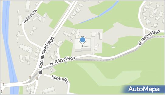 K 8, al. Ludomira Różyckiego 1C, Wrocław 51-608 - Przedsiębiorstwo, Firma, numer telefonu, NIP: 8982188669