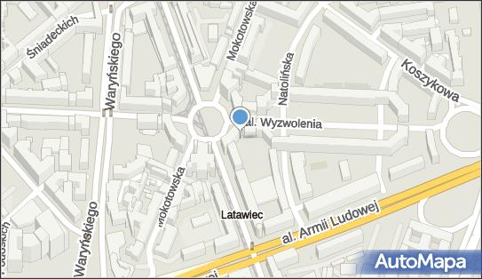 Kancelaria Adwokacka Anna Budnikowska, Plac Zbawiciela 2, Warszawa 00-573 - Przedsiębiorstwo, Firma, numer telefonu