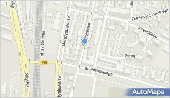 Kancelaria Adwokacka Izabela Kozłowska, ul. Świętojańska 105 81-381 - Przedsiębiorstwo, Firma, NIP: 9581625478