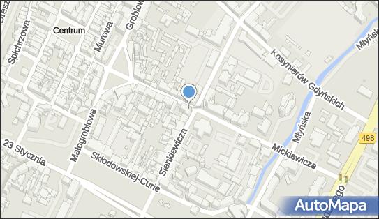 Kancelaria Adwokacka, ul. Mickiewicza 26, Grudziądz 86-300 - Przedsiębiorstwo, Firma, numer telefonu, NIP: 8762215281