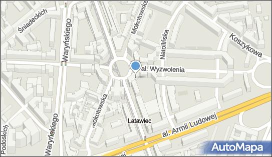 Kancelaria Adwokacka, pl. Zbawiciela 2, Warszawa 00-573 - Przedsiębiorstwo, Firma, numer telefonu, NIP: 5252303398