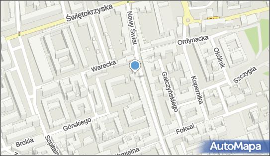 Kancelaria Adwokacka, ul. Nowy Świat 47, Warszawa 00-042 - Przedsiębiorstwo, Firma, NIP: 1132163596
