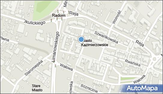 Kancelaria Adwokacka, Rynek 7, Radom 26-600 - Przedsiębiorstwo, Firma, NIP: 7962134486