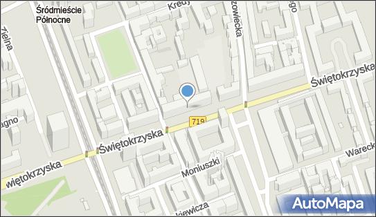 Kancelaria Adwokacka, Świętokrzyska 18, Warszawa 00-052 - Przedsiębiorstwo, Firma, NIP: 5212856553