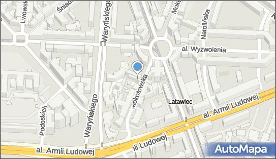 Kancelaria Adwokacka, Mokotowska 13, Warszawa 00-640 - Przedsiębiorstwo, Firma, numer telefonu, NIP: 5260033298