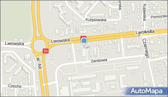 Kancelaria Adwokacka, ul. Lwowska 64, Rzeszów 35-301 - Przedsiębiorstwo, Firma, NIP: 8133228456