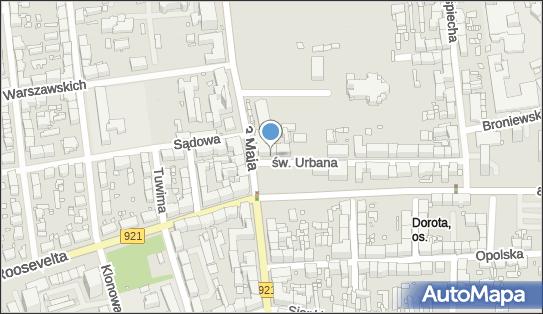 Kancelaria Adwokacka, św. Urbana 2, Zabrze 41-800 - Przedsiębiorstwo, Firma, NIP: 6481678930