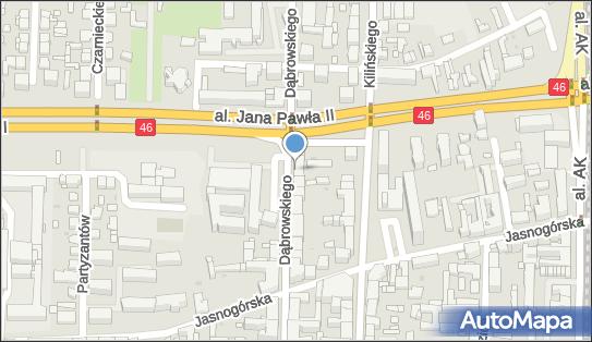 Kancelaria Adwokacka, Dąbrowskiego 28, Częstochowa 42-202 - Przedsiębiorstwo, Firma, numer telefonu, NIP: 5731174496