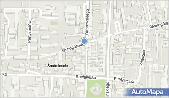 Kancelaria Adwokacka, ul. Dąbrowskiego 17, Częstochowa 42-200 - Przedsiębiorstwo, Firma, NIP: 5730248175