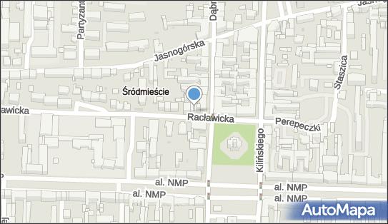 Kancelaria Adwokacka, ul. Racławicka 2, Częstochowa 42-202 - Przedsiębiorstwo, Firma, numer telefonu, NIP: 5730248169