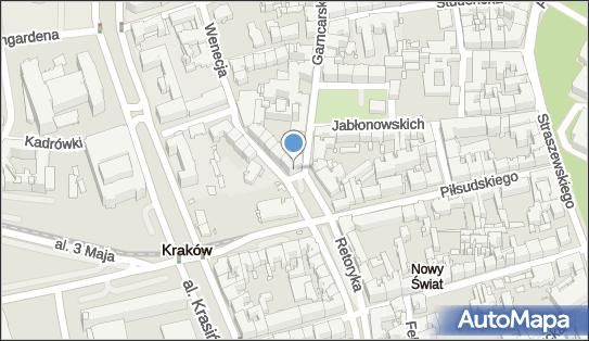 Kancelaria Notarialna, Wenecja 1, Kraków 31-117 - Przedsiębiorstwo, Firma, numer telefonu, NIP: 6810000029