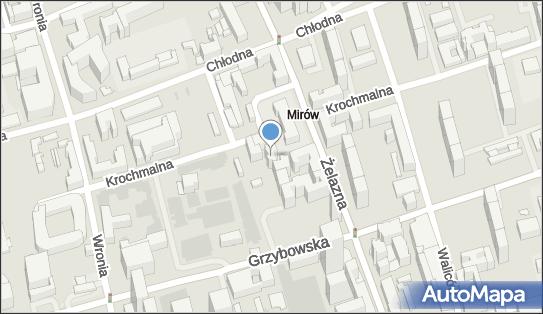 Kancelaria Podatkowa Inez LTD, Żelazna 69A, Warszawa 00-871 - Przedsiębiorstwo, Firma, numer telefonu, NIP: 8792610013