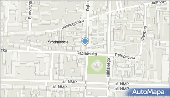 Kancelaria Radcy Prawnego, ul. Dąbrowskiego 7, Częstochowa 42-202 - Przedsiębiorstwo, Firma, numer telefonu, NIP: 9490100669