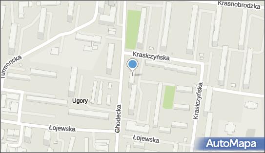 Kancelaria Usług Podatkowych Sylwia Oleksińska, Chodecka 18 03-350 - Przedsiębiorstwo, Firma, NIP: 5241321493