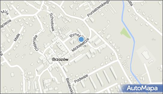 Kantor Wymiany Walut Rajder Sobaś & Korona, Brzozów 36-200 - Przedsiębiorstwo, Firma, numer telefonu, NIP: 6861291841