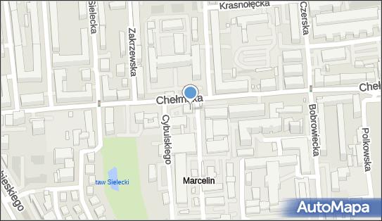 Kinema, ul. Chełmska 21, Warszawa 00-724 - Przedsiębiorstwo, Firma, NIP: 5210420194