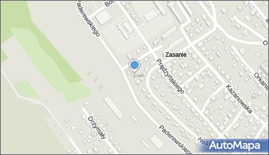 Kiosk Wielobranżowy, ul. Ignacego Paderewskiego NN, Przemyśl 37-700 - Przedsiębiorstwo, Firma, NIP: 7951032859