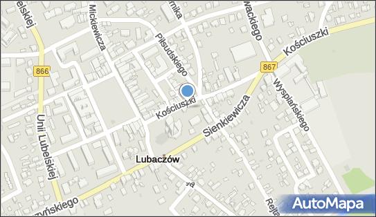 Klub Inteligencji Katolickiej w Lubaczowie, Lubaczów 37-600 - Przedsiębiorstwo, Firma, numer telefonu, NIP: 7931374858