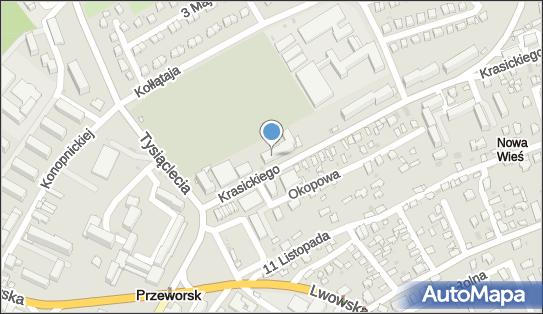 Komenda Powiatowa Państwowej Straży Pożarnej w Przeworsku 37-200 - Przedsiębiorstwo, Firma, numer telefonu, NIP: 7941524756