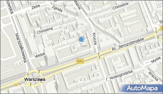 Komfort Biuro Likwidacji Szkód, ul. Widok 5/7/9, Warszawa 00-023 - Przedsiębiorstwo, Firma, numer telefonu, NIP: 1182005445