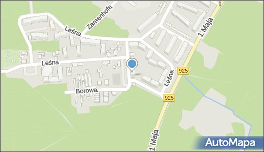 Kompleks, ul. Leśna 1, Ruda Śląska 41-706 - Przedsiębiorstwo, Firma, NIP: 6411918398