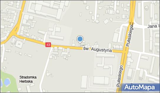Krawiectwo Usługowe, ul. św. Augustyna 22, Częstochowa 42-226 - Przedsiębiorstwo, Firma, numer telefonu, NIP: 5731050765